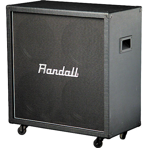 Randall RX412 Cabinet Black