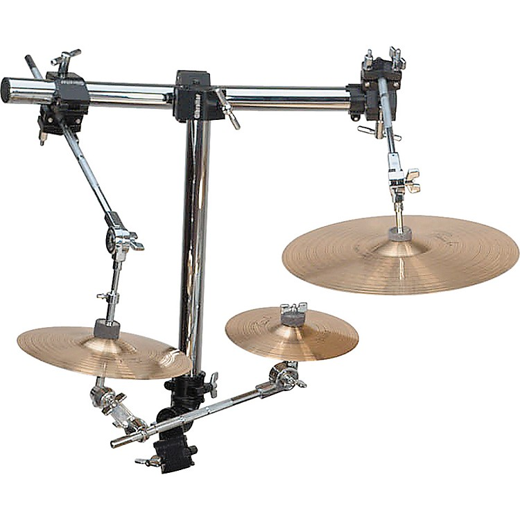 Gibraltar Rack Factory Multi-Cymbal Overhead Station