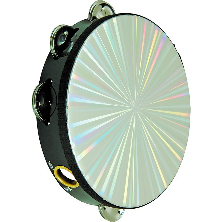 Rhythm Band Radiant Series Tambourine 10 In 16 Jingles