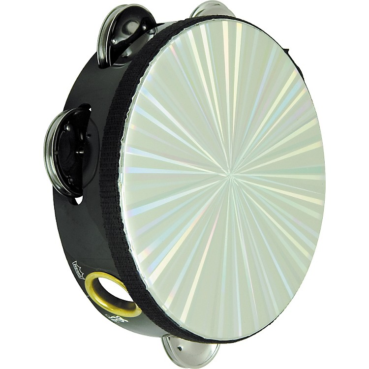 Rhythm Band Radiant Series Tambourine 6 In 6 Jingles