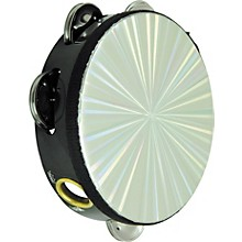Remo Radiant Series Tambourine 6 in., 6 Jingles