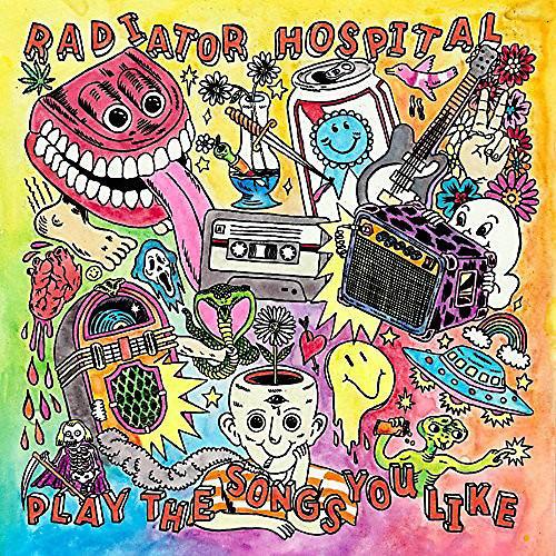 Alliance Radiator Hospital - Play The Songs You Like