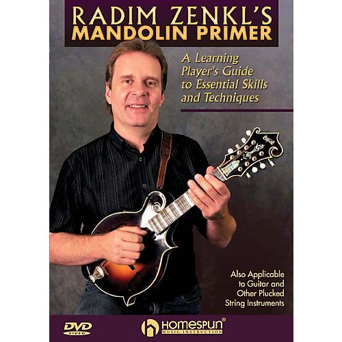 Homespun Radim Zenkl's Mandolin Primer Homespun Tapes Series DVD Performed by Radim Zenkl-thumbnail