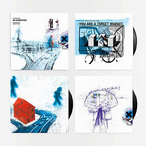Alliance Radiohead - Ok Computer Oknotok 1997 2017