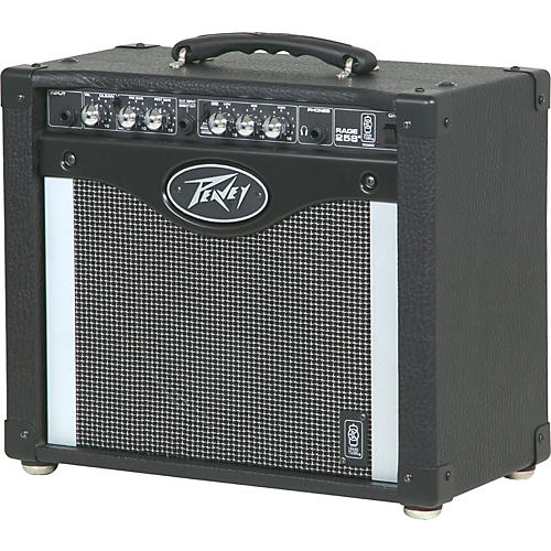 Peavey Rage 258 Guitar Amplifier with TransTube Technology-thumbnail