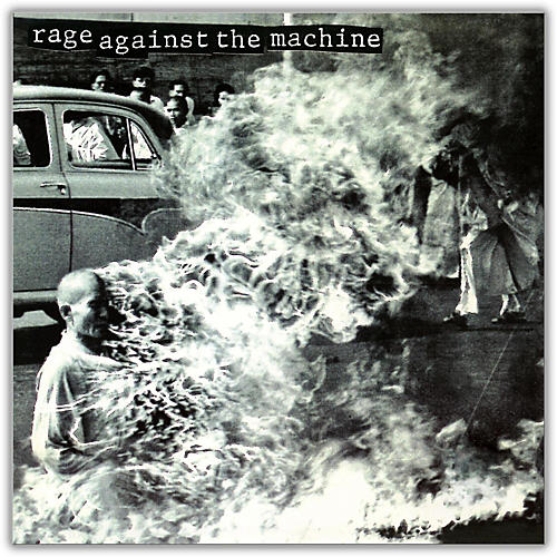 Sony Rage Against the Machine - Rage Against the Machine Vinyl LP-thumbnail