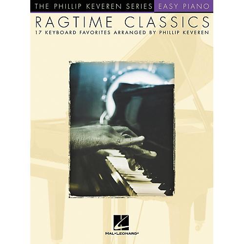 Hal Leonard Ragtime Classics - Phillip Keveren Series For Easy Piano