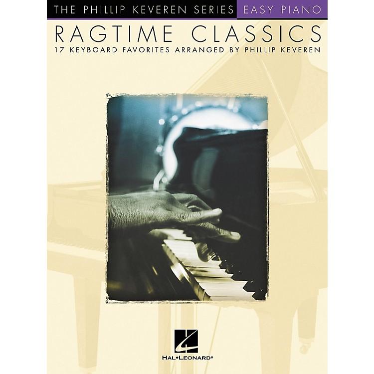 Hal LeonardRagtime Classics - Phillip Keveren Series For Easy Piano