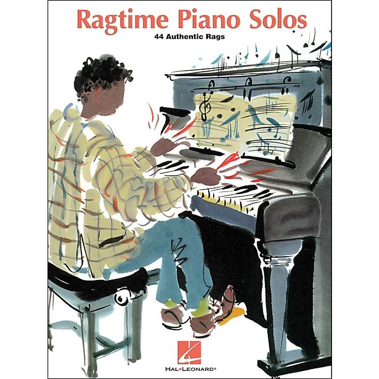 Hal LeonardRagtime Piano Solos