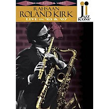 Jazz Icons Rahsaan Roland Kirk - Live in '63 & '67 (Jazz Icons DVD) Live/DVD Series DVD Performed by Roland Kirk