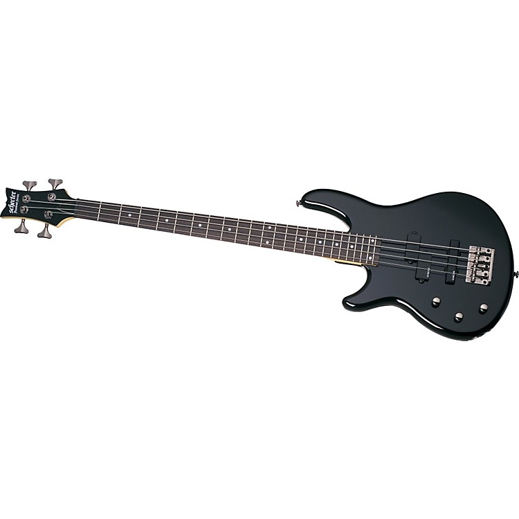 Schecter Guitar Research Raiden Deluxe 4 Left-Handed Electric Bass Guitar