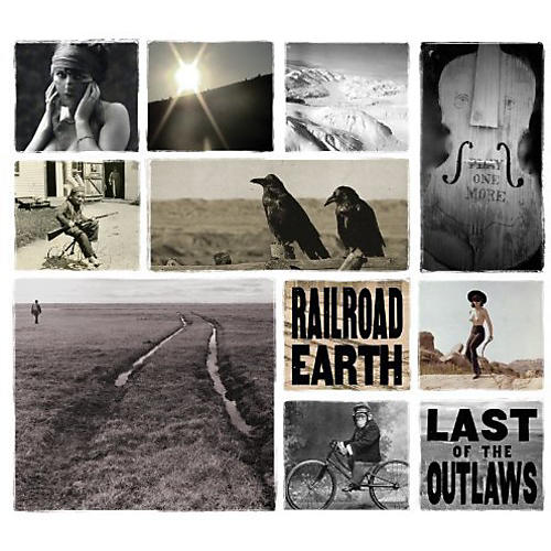 Alliance Railroad Earth - Last of the Outlaws
