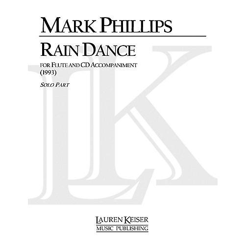 Lauren Keiser Music Publishing Rain Dance LKM Music Series Composed by Mark Phillips