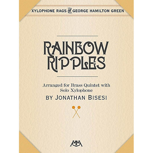 Meredith Music Rainbow Ripples Meredith Music Percussion Series Book  by George Hamilton Green-thumbnail