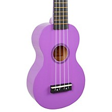 Mahalo Rainbow Series MR1 Soprano Ukulele Purple