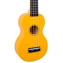 Mahalo Rainbow Series MR1 Soprano Ukulele Yellow