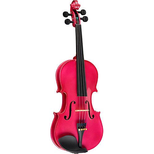 Bellafina Rainbow Series Rose Violin Outfit