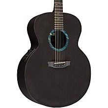 RainSong Rainsong JM1000N2  AE Jumbo W/N2 Neck & Plus-T Black