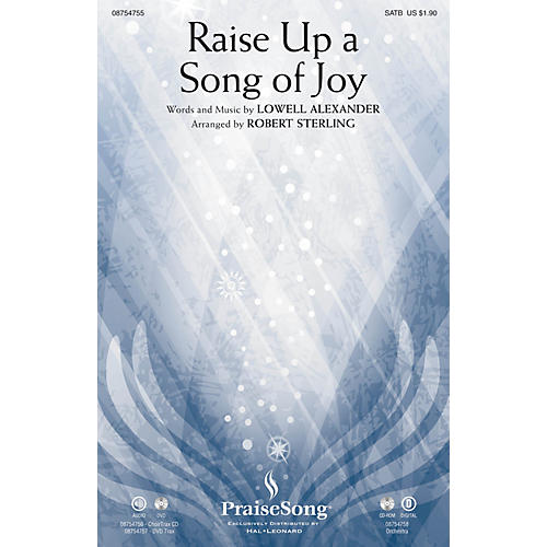 PraiseSong Raise Up a Song of Joy ORCHESTRA ACCOMPANIMENT Arranged by Robert Sterling-thumbnail
