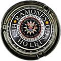 C&D Visionary Ramones Glass Ashtray