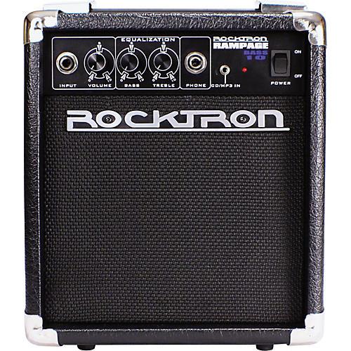 Rocktron Rampage Bass 10 1x6.5 Combo Amp
