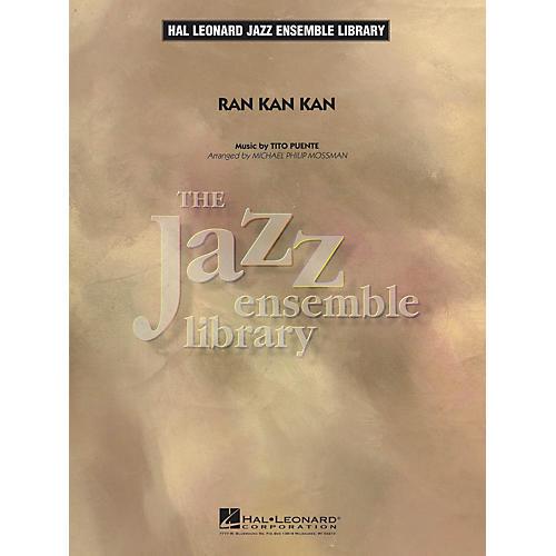 Hal Leonard Ran Kan Kan Jazz Band Level 4 Arranged by Michael Philip Mossman