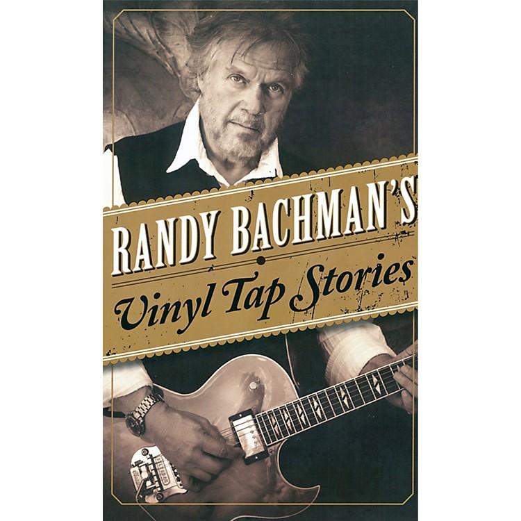 Penguin BooksRandy Bachman's Vinyl Tap Stories Book