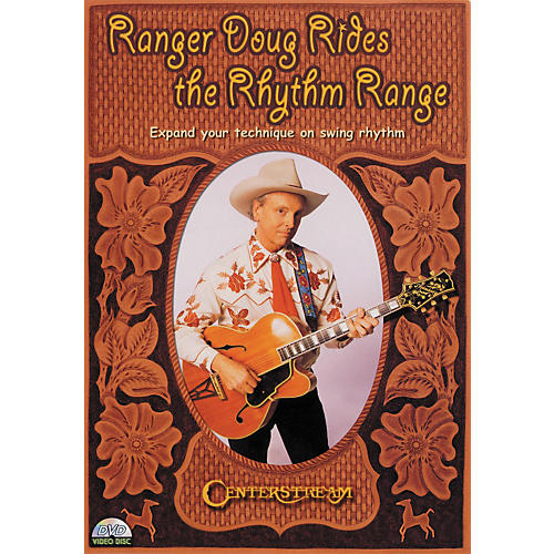 Centerstream Publishing Ranger Doug Rides the Rhythm Range (DVD)