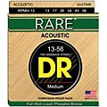 DR Strings Rare Phosphor Bronze Medium Heavy Acoustic Guitar Strings  Thumbnail