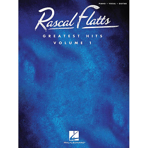 Hal Leonard Rascal Flatts Greatest Hits, Volume 1 - Piano, Vocals, Guitar Songbook