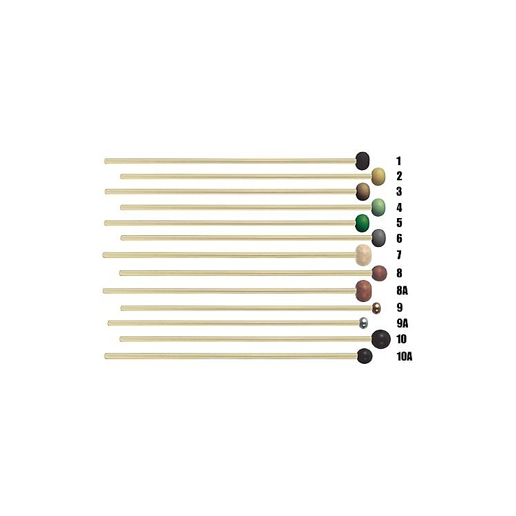 Mike Balter Rattan Keyboard Mallets 5