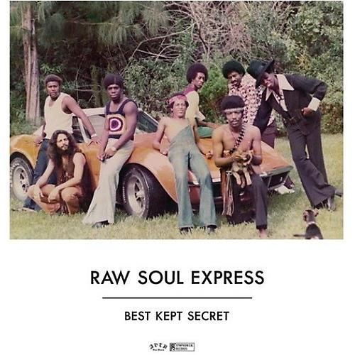 Alliance Raw Soul Express - Best Kept Secret