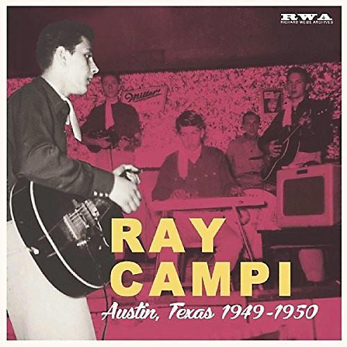 Alliance Ray Campi - Austin Texas 1949-1950