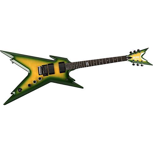 Dean Razorback 255 Dimeslime Electric Guitar