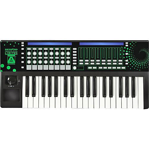 Novation ReMOTE 37 SL MIDI Controller LE Green