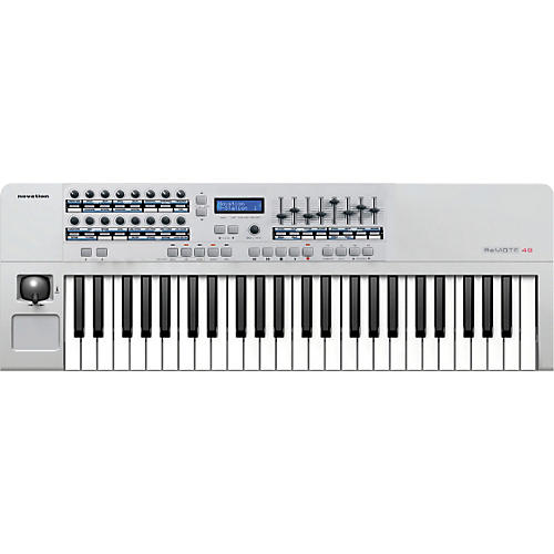 Novation ReMOTE 49 MIDI Controller-thumbnail