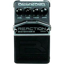 Rocktron Reaction Distortion 2 Guitar Effects Pedal Level 2  888365342474
