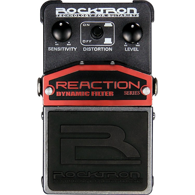 Rocktron Reaction Dynamic Filter Guitar Effects Pedal
