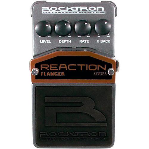 Rocktron Reaction Flanger Guitar Effects Pedal-thumbnail