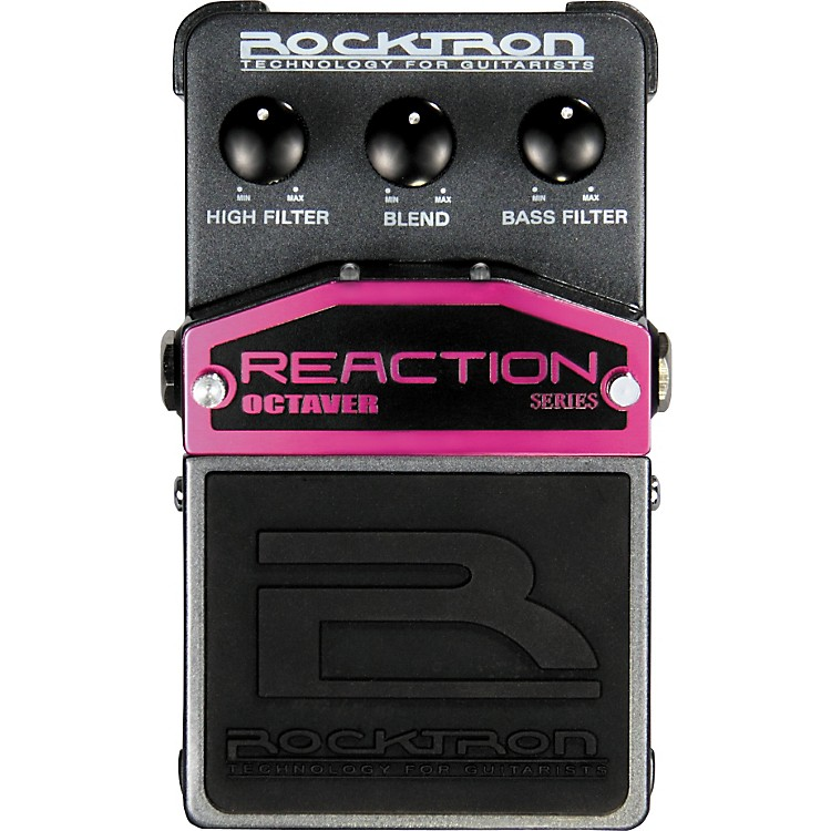 RocktronReaction Octaver Series Effects Pedal