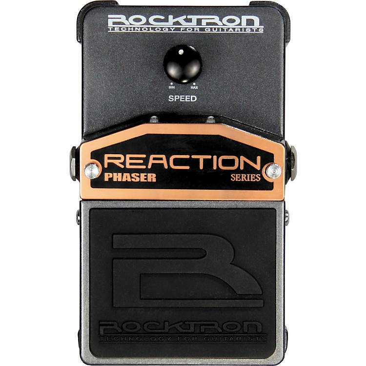Rocktron Reaction Phaser Guitar Effects Pedal