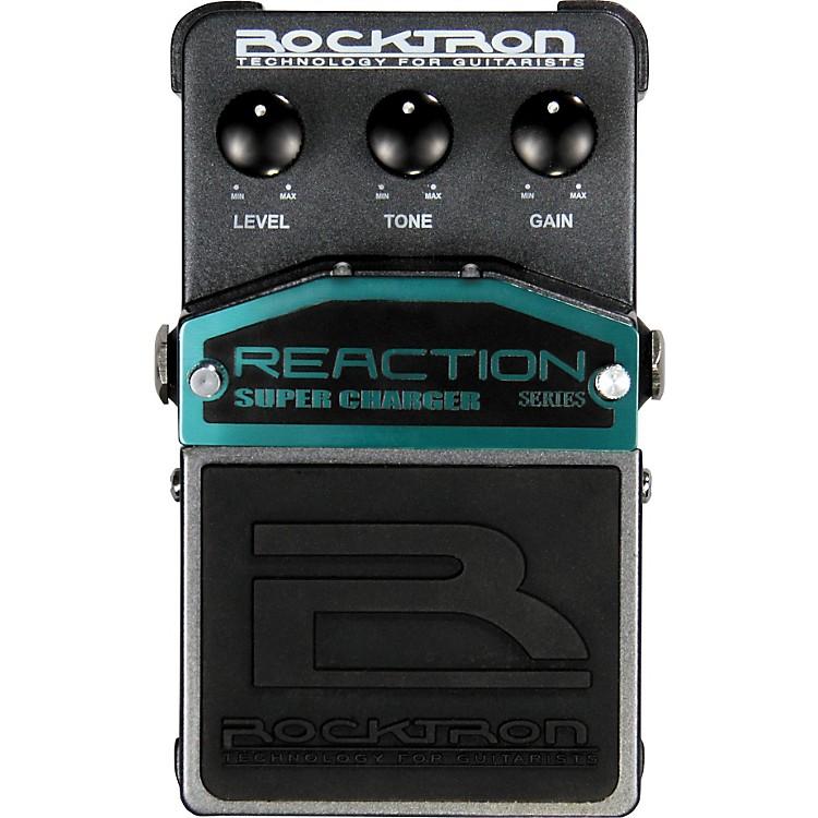 RocktronReaction Super Charger Overdrive Guitar Effects Pedal