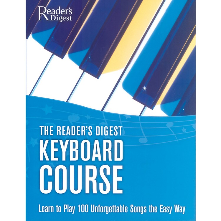 Alfred Reader's Digest Keyboard Course (Learn to Play 100 Unforgettable Songs the Easy Way)