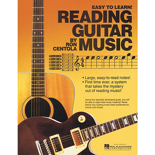 CSI Reading Guitar Music Book Series Softcover Written by Ron Centola-thumbnail