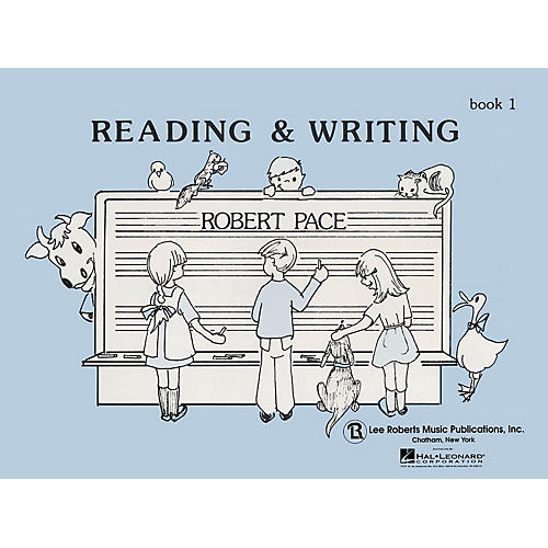 Lee Roberts Reading & Writing - Book 1 Pace Piano Education Series Softcover Written by Robert Pace-thumbnail