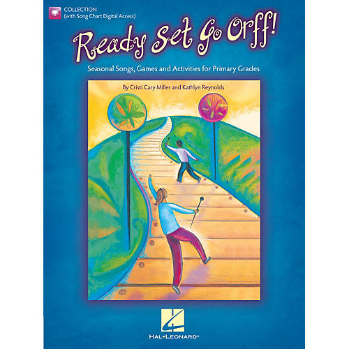 Hal Leonard Ready Set Go Orff! CHORAL Composed by Cristi Cary Miller-thumbnail