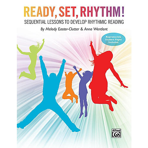 Alfred Ready, Set, Rhythm! Book