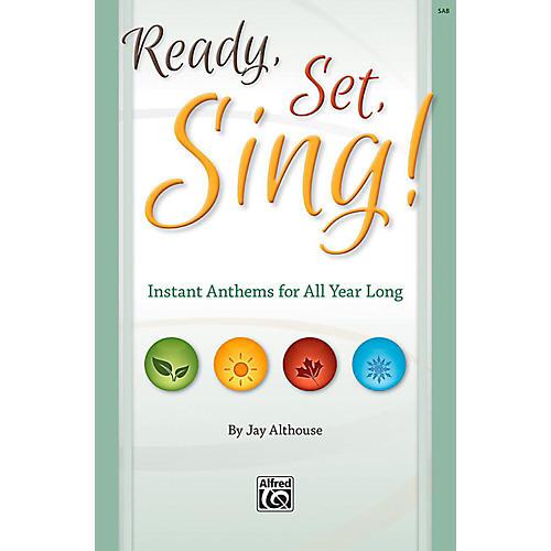 Alfred Ready, Set, Sing! - Listening CD-thumbnail