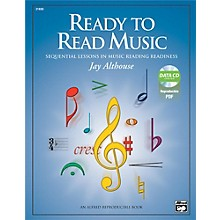 Alfred Ready to Read Music Book & Data CD