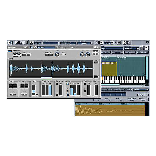 Native Instruments Reaktor Session Software Instrument Collection